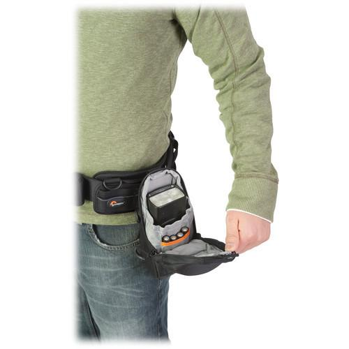 Lowepro S&F Quick Flex Pouch 55 AW Black