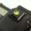 Hot Shoe Protector Cap Camera Cover Bubble Spirit Level For Canon Nikon