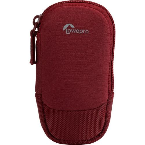 Lowepro Video Pouch 20 (Brick Red)