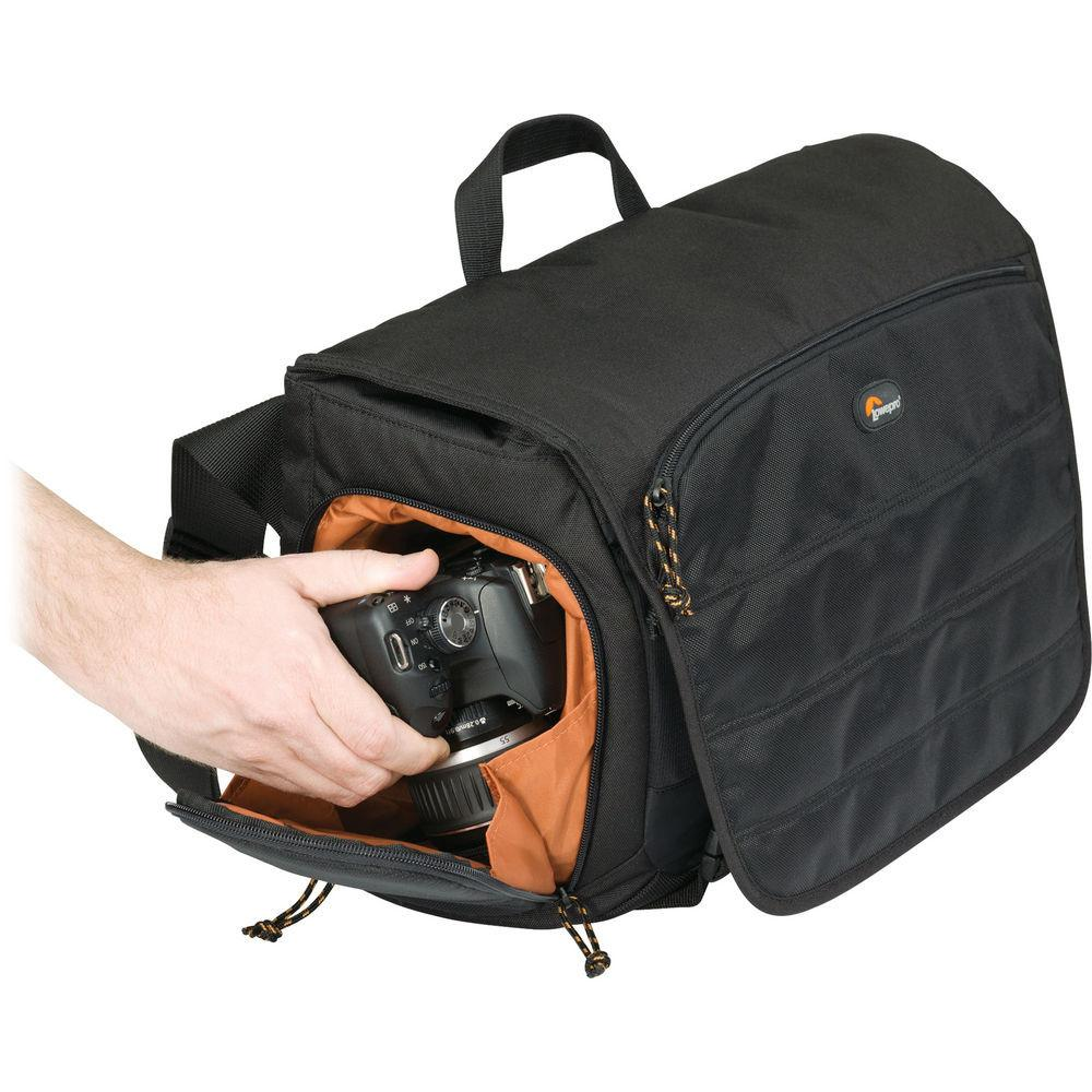 Lowepro Compuday Photo 150 (Black)