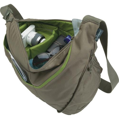 Lowepro Passport Sling II (Mica/Green)