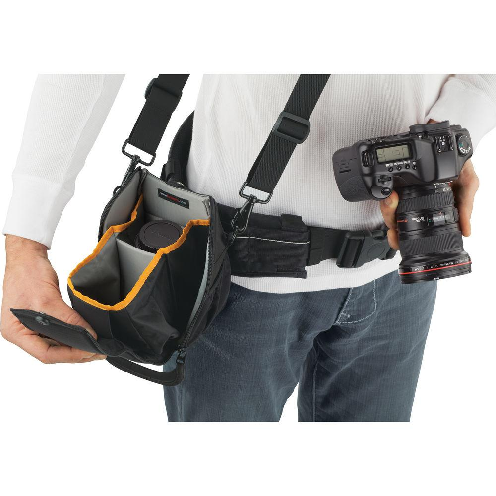 Lowepro S&F Lens Exchange 100 AW