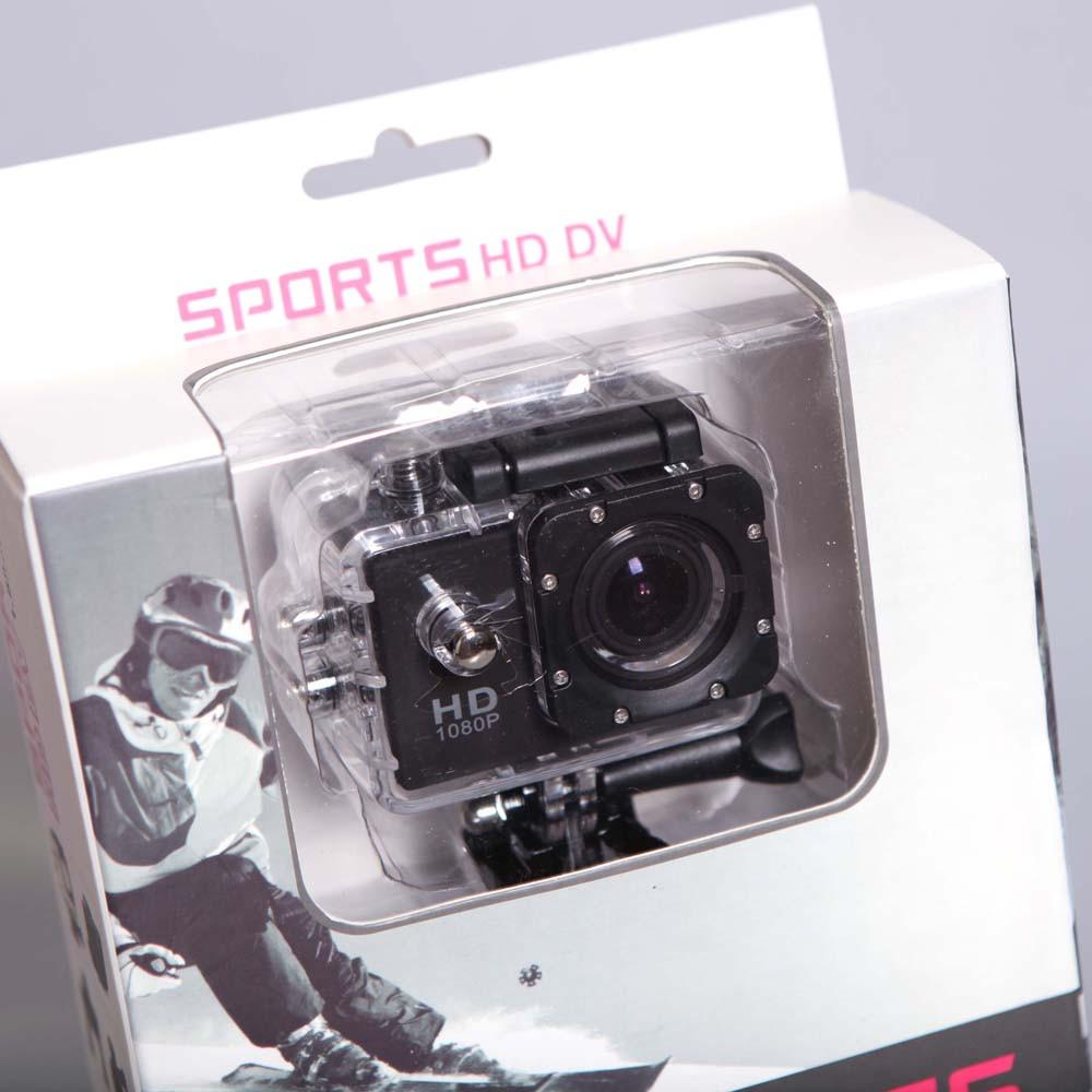 Action Sports Waterproof Camera & Complete Accessory Kit Full HD 1080p Video Photo Helmetcam SJ4000 DV