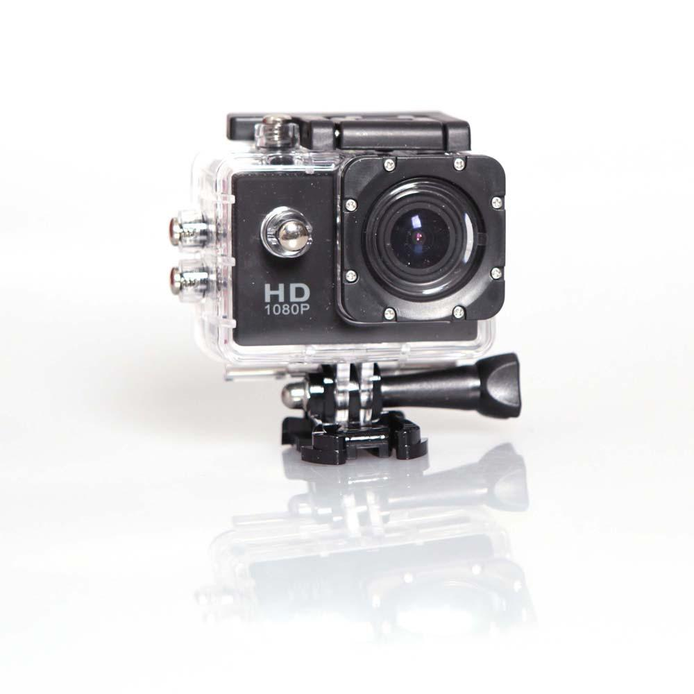 Action Sports Waterproof Camera & Complete Accessory Kit Full HD 1080p Video Photo Helmetcam SJ5000 DV