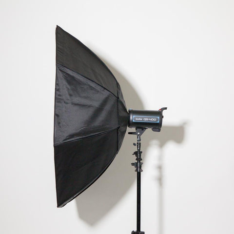 Godox 140cm Octagonal Softbox with Grid for Bowens