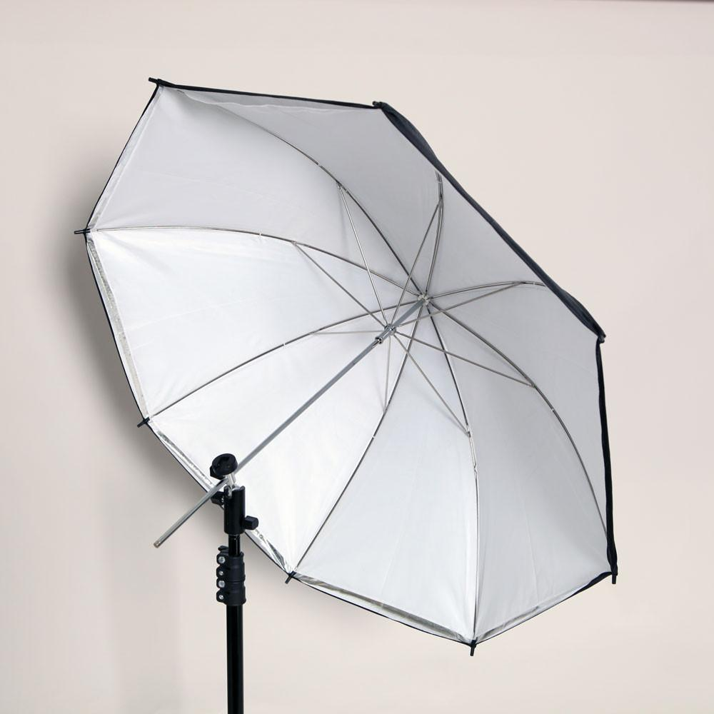 "WI: 1 x 2-in-1 37"" Umbrella Reflector/Diffuser"