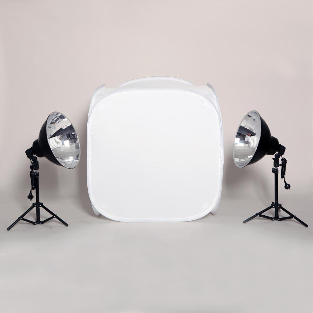 Hypop 90cm Product Photography Lighting Tent Kit