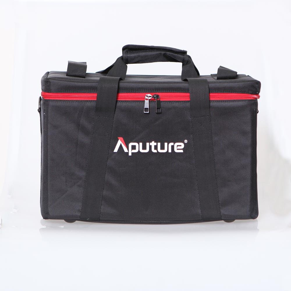Aputure 3x AL-528 H528 W/S/C LED Video Continuous Portable Light Panel Kit