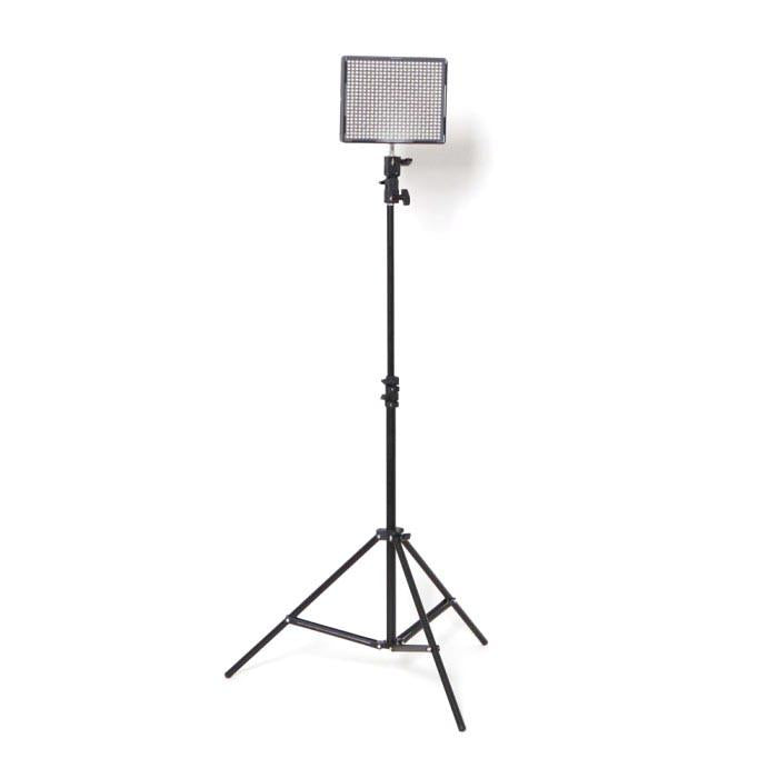 Aputure AL-528 (H528) LED Video Continuous Portable Light Panel & Stand exclude