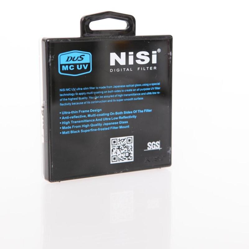 Nisi MC UV Filter 55mm