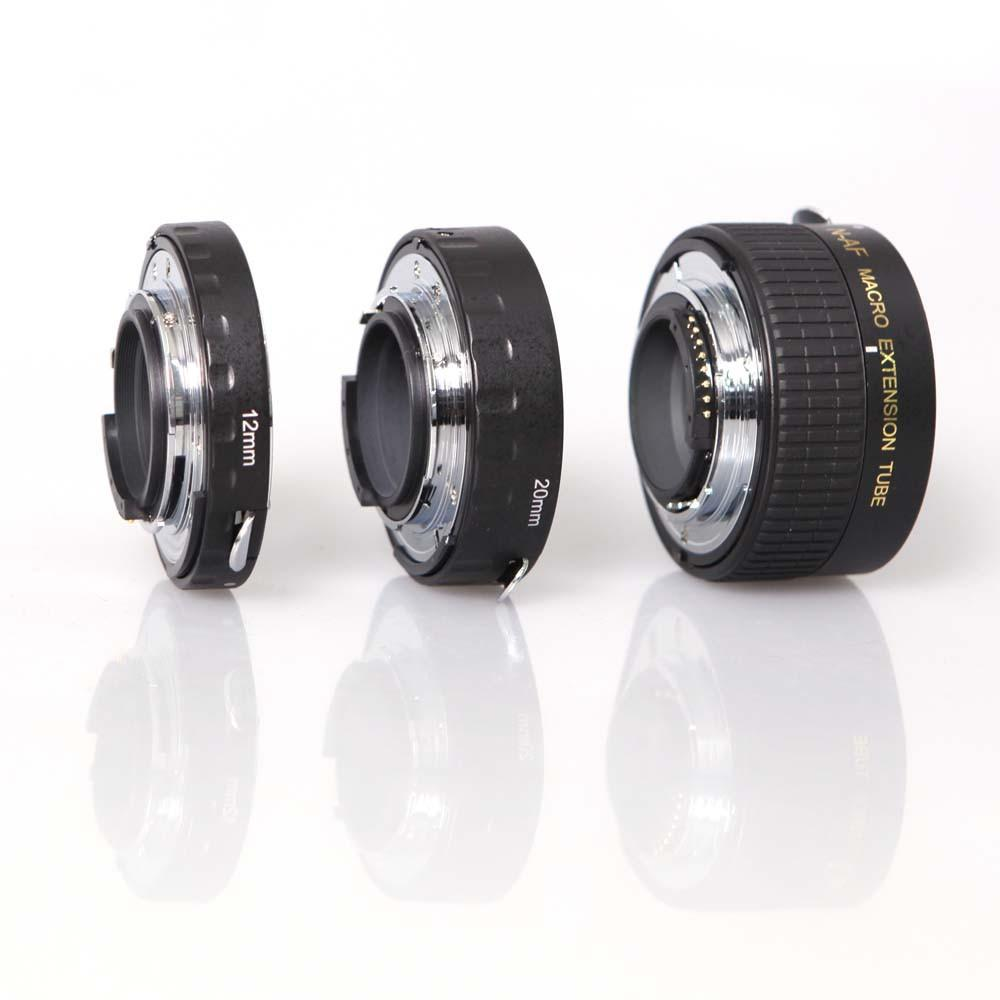 Aputure Macro Extension Tube Set for Nikon Lens AC-MN