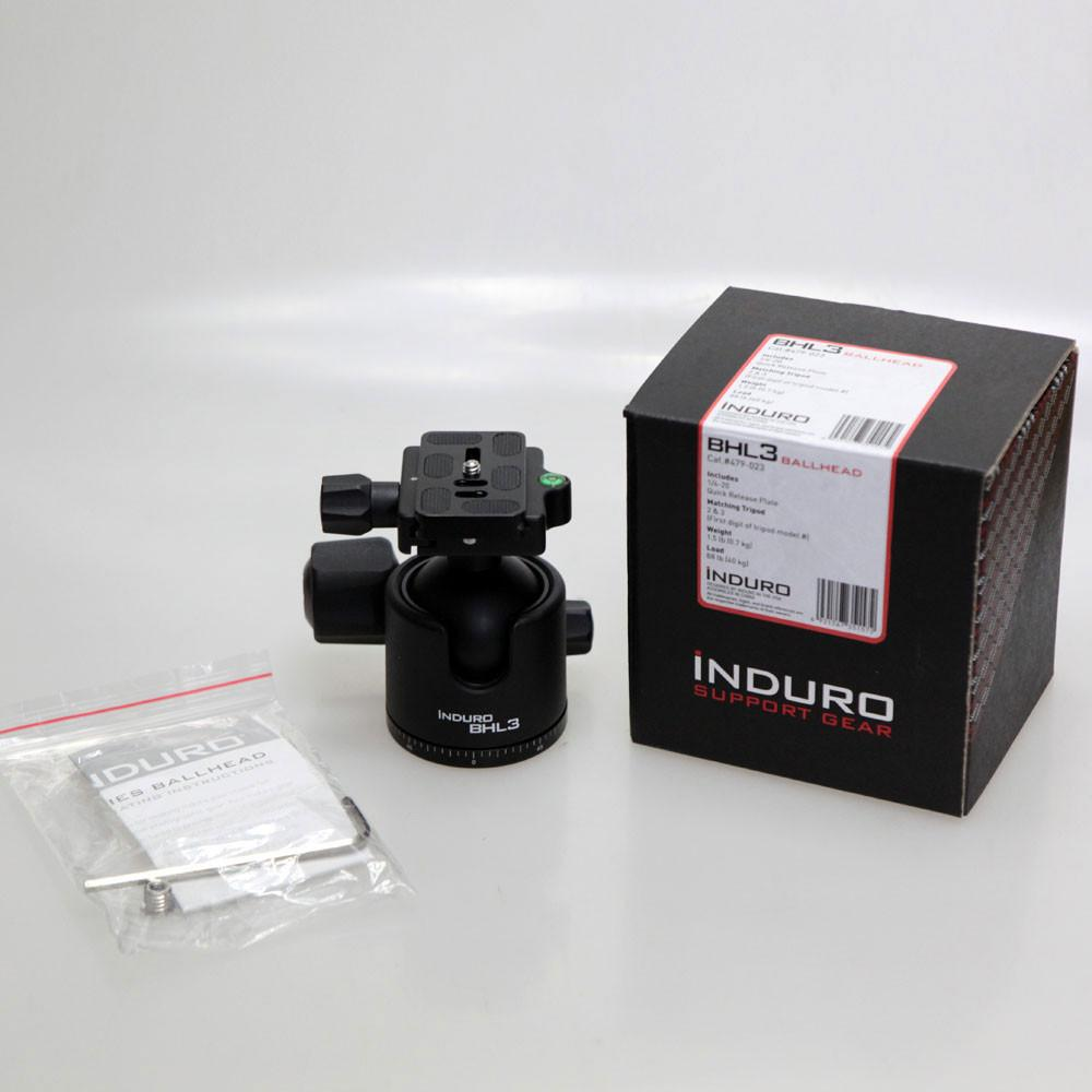 Induro BHL3 BHL Series Ball Head Size 3
