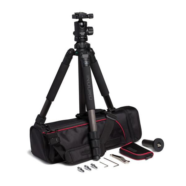 Induro Grand Turismo CGT214 8X Carbon Fiber Tripod with Ball Head