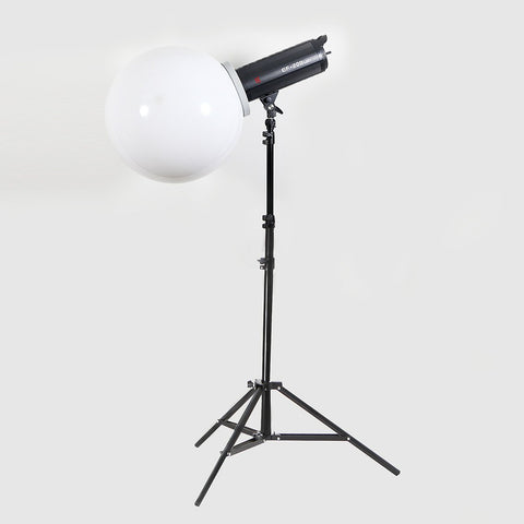 Jinbei EF150 Continuous LED 30cm Softball Portrait Flash Lighting Kit