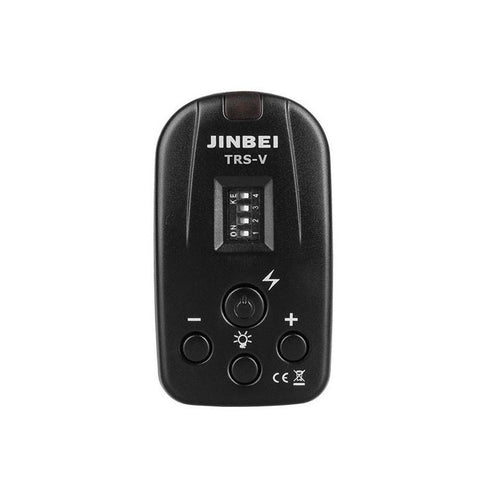 Jinbei Wireless TRS-V 2.4GHz Remote Trigger Transmitter