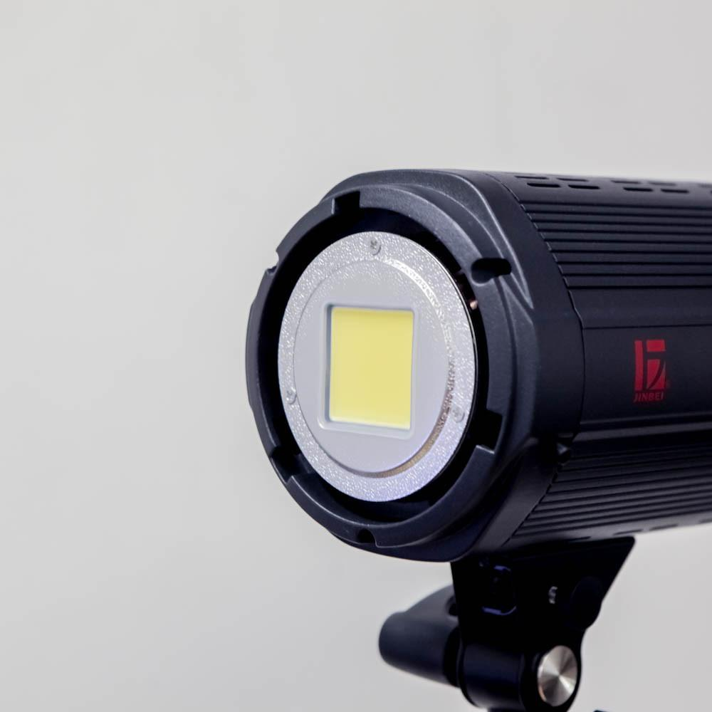 Jinbei Professional EF200 5600K Monoblock Style Continuous LED Light Head (Demo)