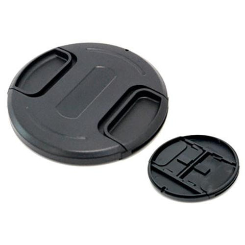 Hypop Camera Lens Cap Buckle Holder For 40.5mm, 49mm & 62mm Cap Sizes