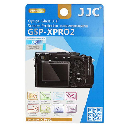 JJC Ultra Thin Optical Glass Protector for FUJIFILM X-Pro2 exclude