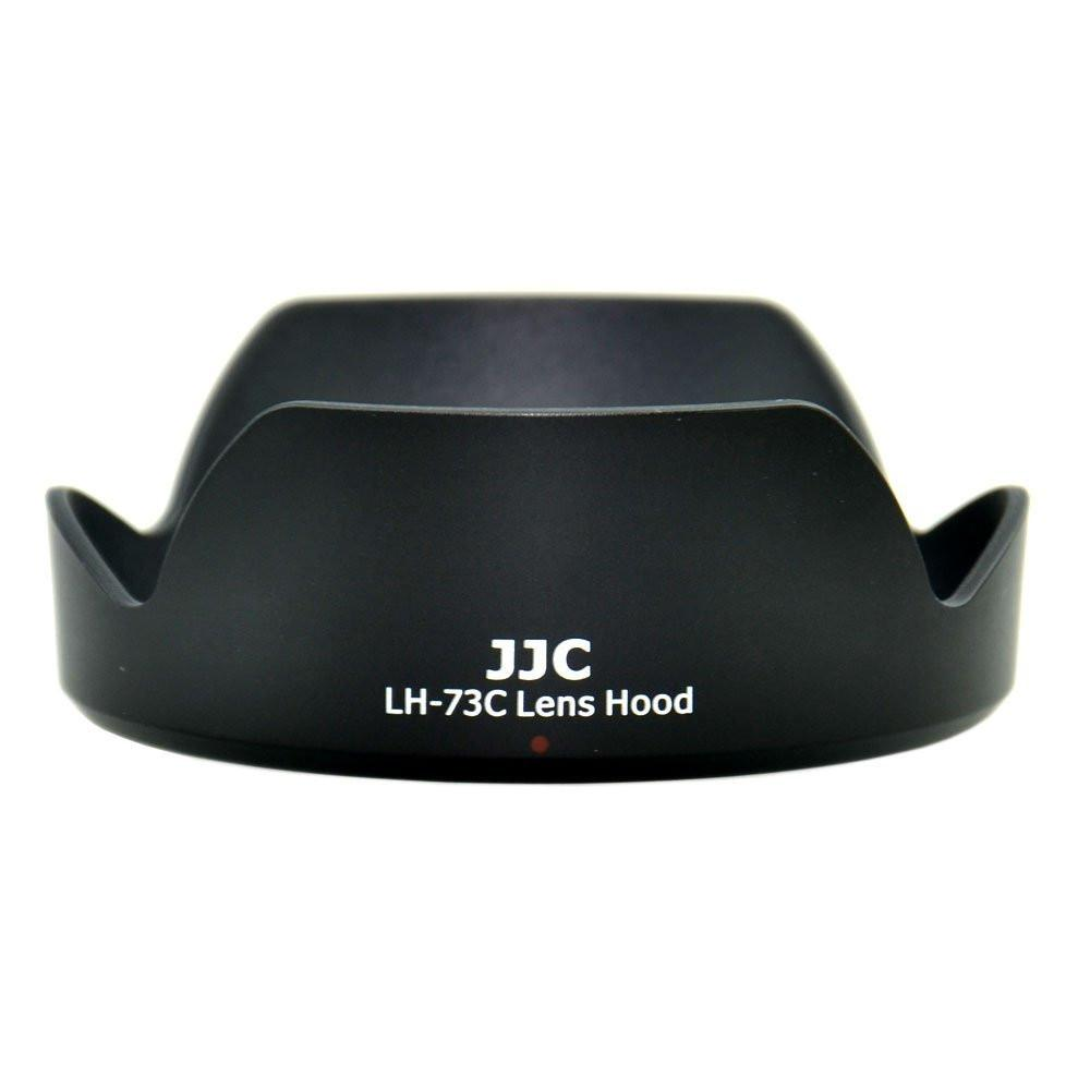 JJC LH-73C Lens Hood for Canon EF-S 10-18mm f4.5-5.6 IS Camera replaces EW-73C