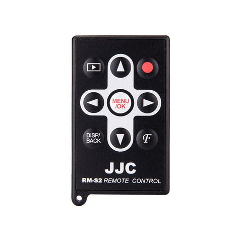 JJC RM-S2 Wireless Remote Control (Replaces Fujifilm RC-S2) FINEPIX S2000HD