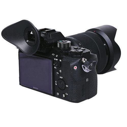 JJC ES-A7 Eye Cup For Sony a7II a7S II a7R II a7R a7S a7 a58 Replaces Sony FDA-EP16