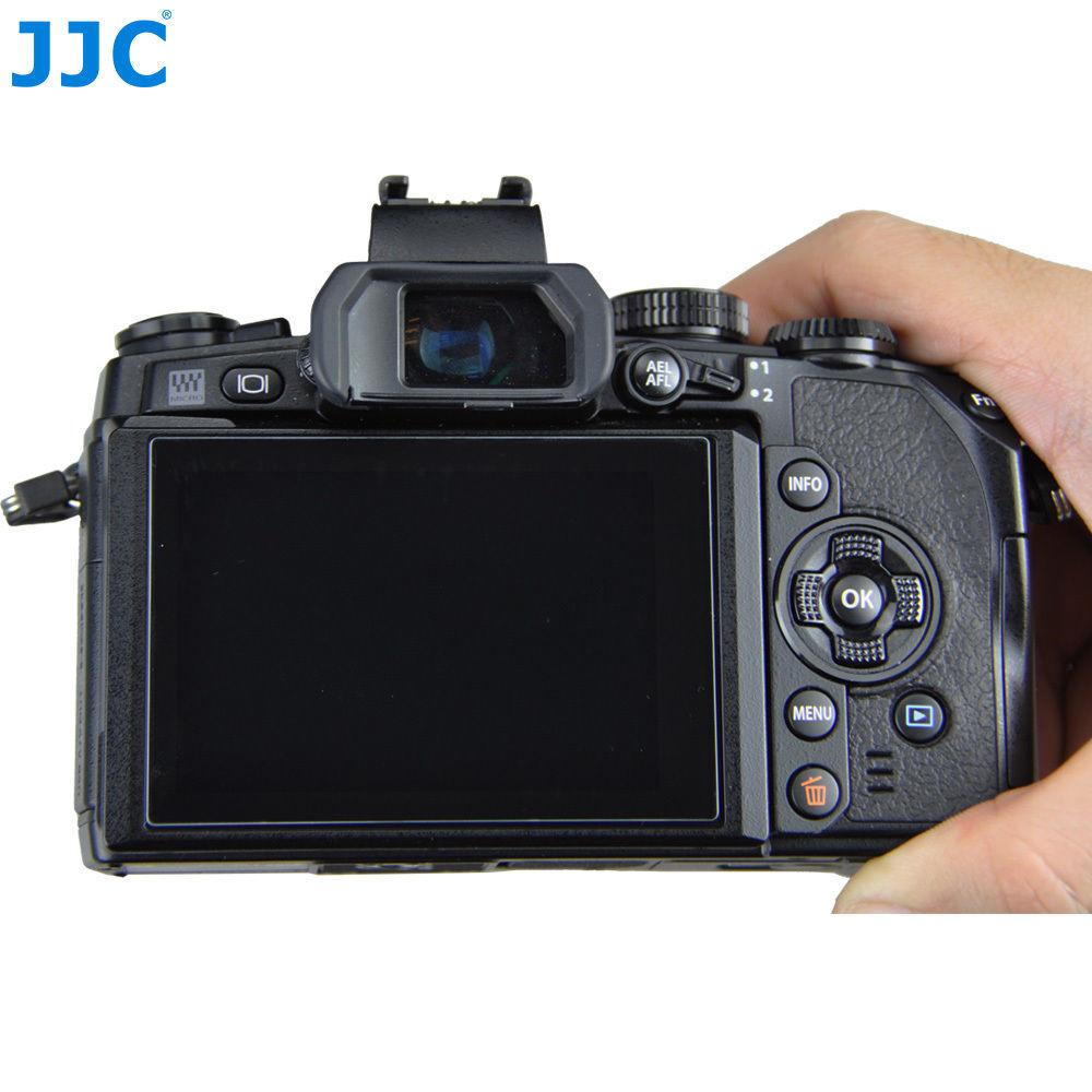 JJC GSP-7DM2 Ultra-Thin Optical Glass LCD Screen Protector for Canon EOS 7D MARK II