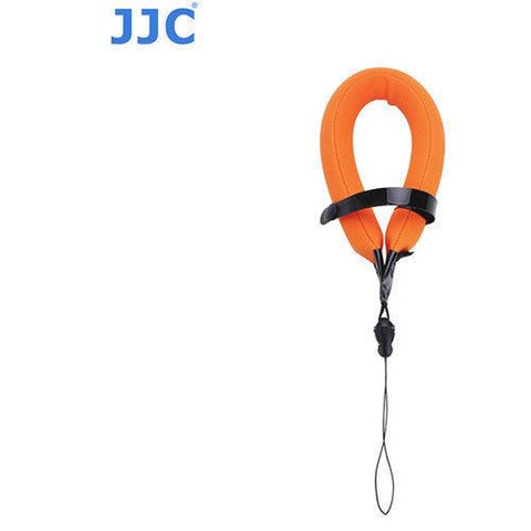 JJC ST-8Y Orange Universal Floating Camera Phone Wrist Strap exclude
