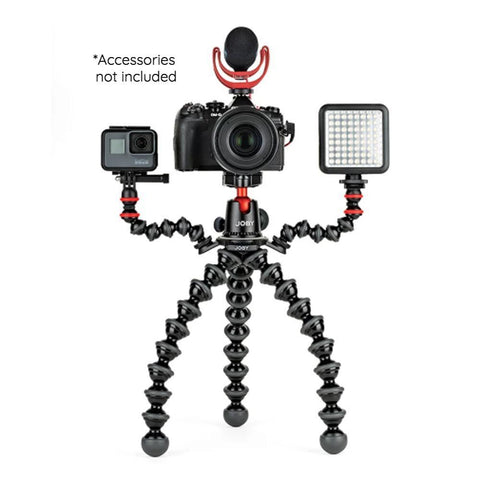 Joby GorillaPod Rig for DSLR - Black