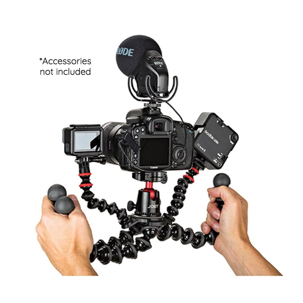 Joby GorillaPod Rig for DSLR JB01522 (5kg Load)- Black