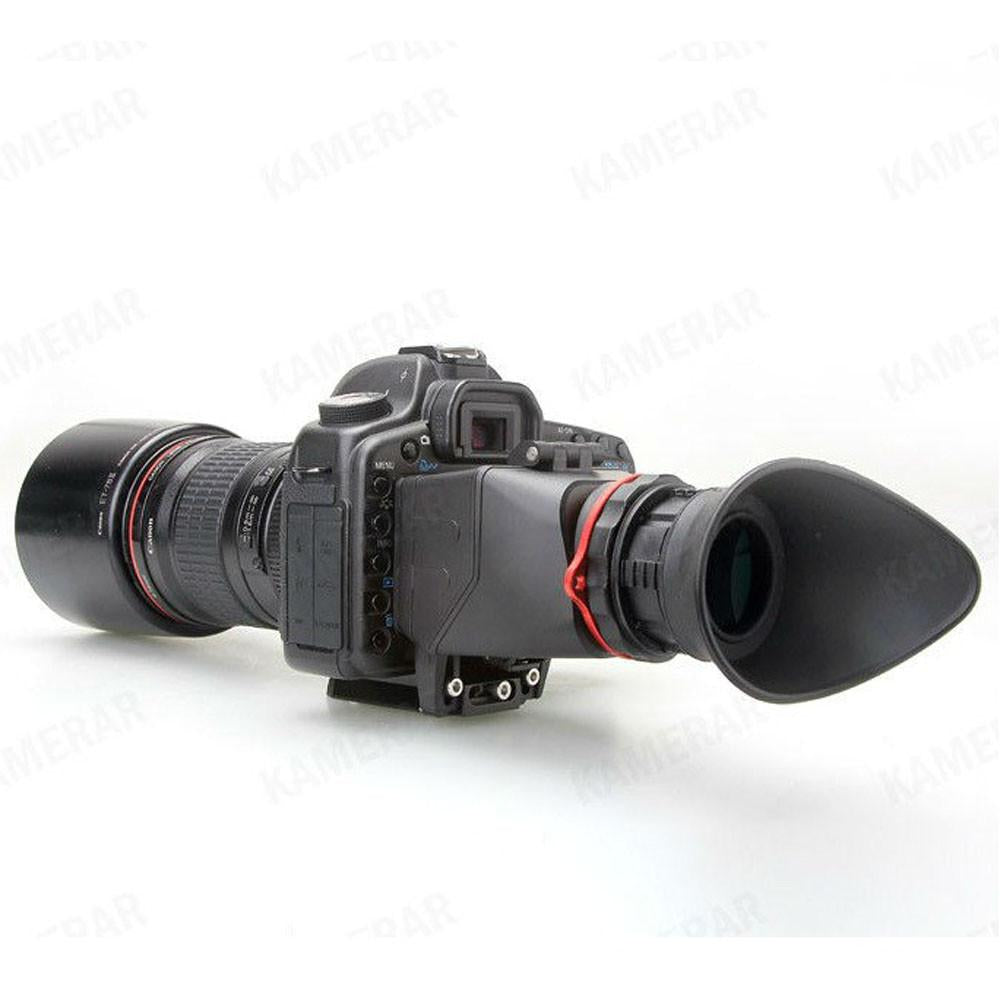 Kamerar Quick DSLR LCD View Finder with Universal Mount