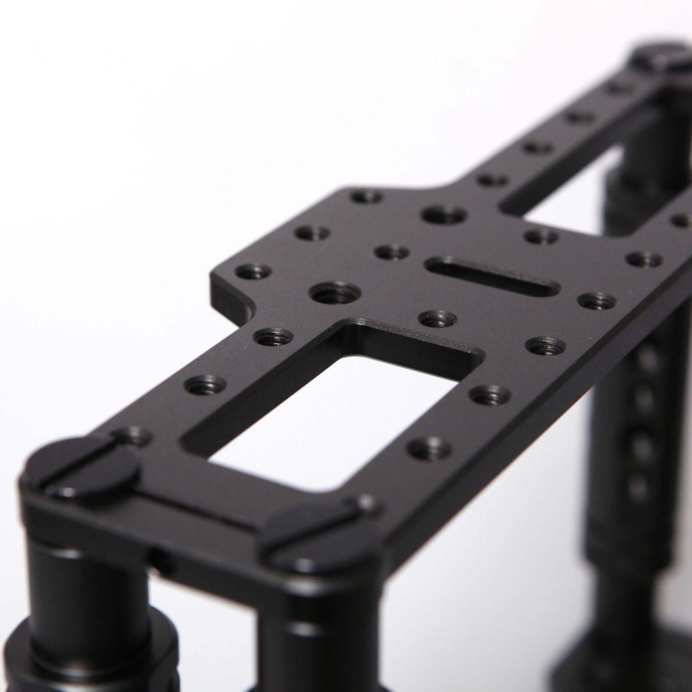 Kamerar Tank TK-3 Camera Cage with Swiss Support Rods Only