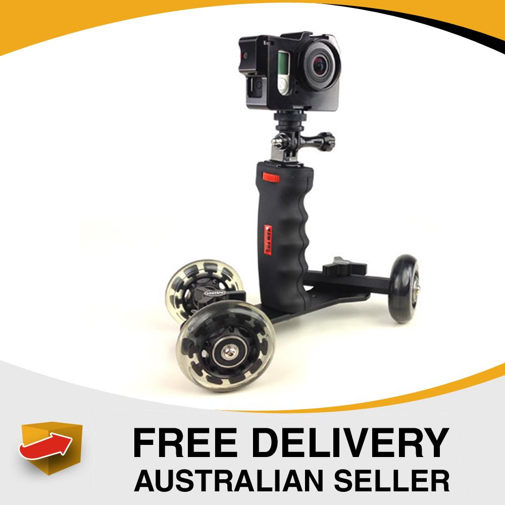 KamPro GoPro Cage + Hand Grip + Skater Mini exclude
