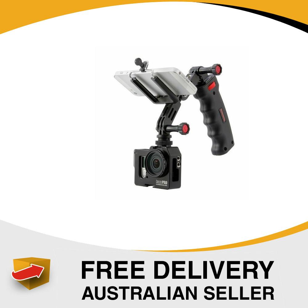 KamPro GoPro Cage + Handle Kit exclude