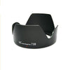 JJC EW-73B Lens Hood for Canon EOS IS 18-135mm 17-85mm