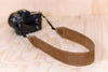 Lucky Straps Standard 53 Classic Leather Camera Strap - Brown