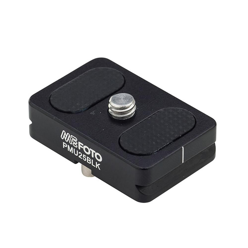 MeFOTO QR Plate for Backpacker Air Black