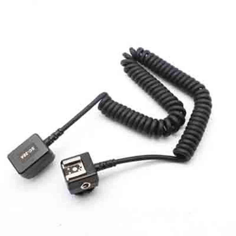 Meike Camera Flash TTL Hot Shoe Cord Cable For Nikon SC-28/SC-29