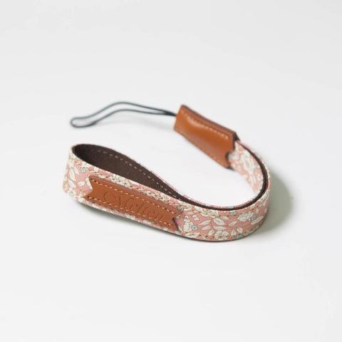 Melten Mirrorless Camera Wrist Strap - Linen Flora