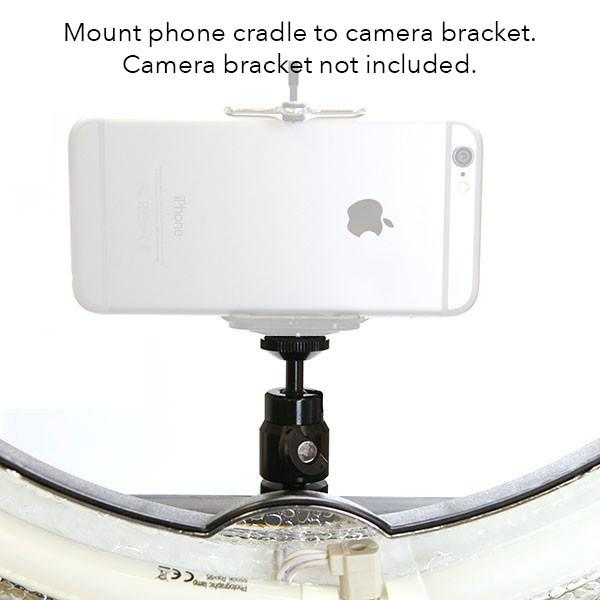Spectrum Aurora Mobile Smart Phone Holder Cradle Mount