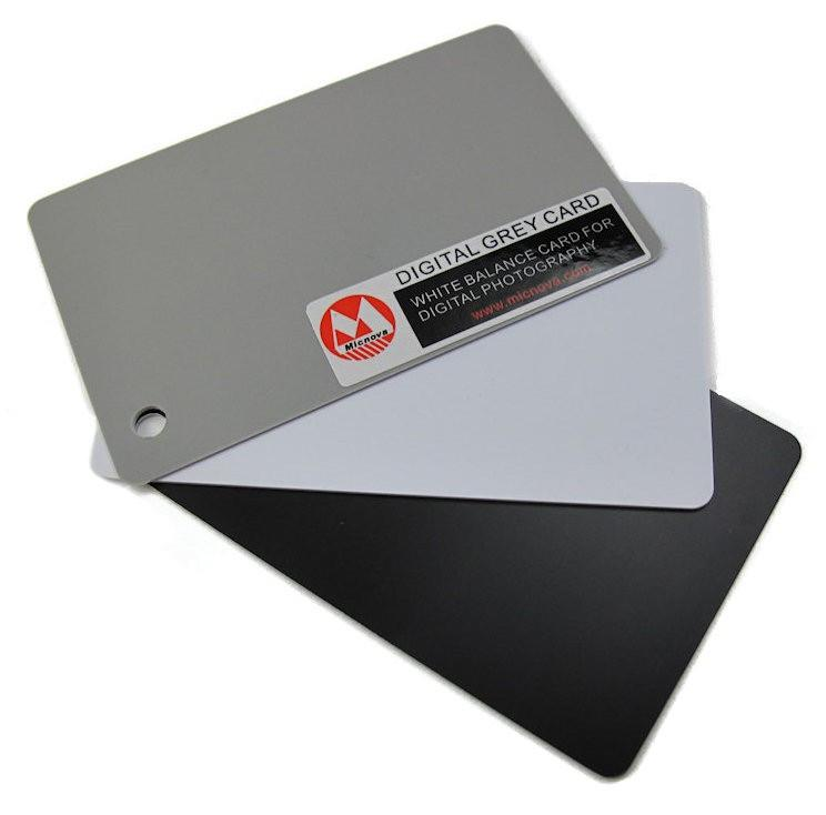 Micnova Digital Grey Card Wallet Size MQ-DGC-M