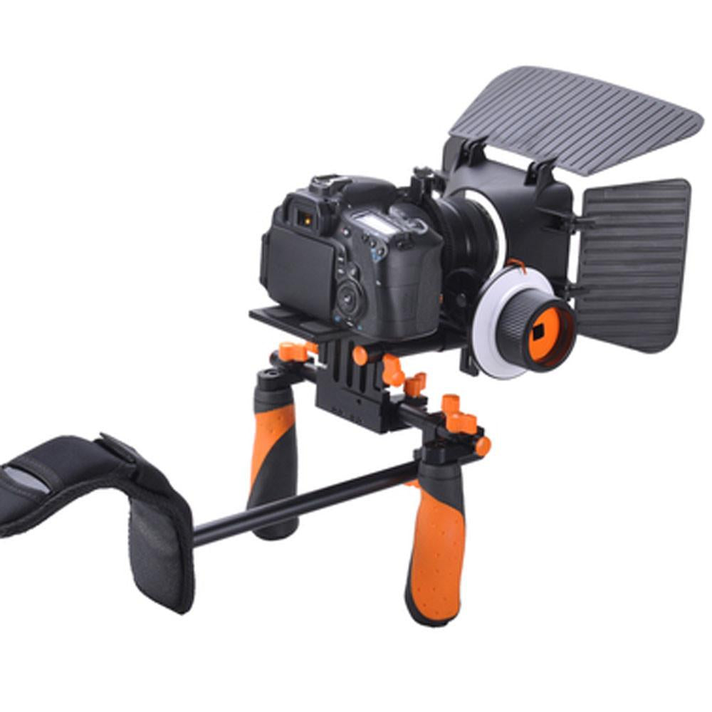 Aputure MR-V2 V-Rig exclude