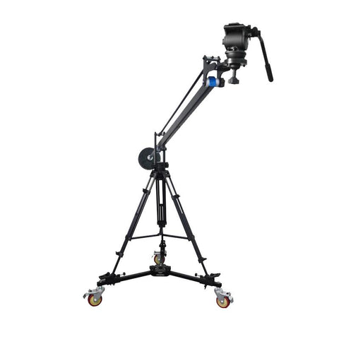 Light Stand Tripod Castor Wheel Set of 3 with Wheel Locks