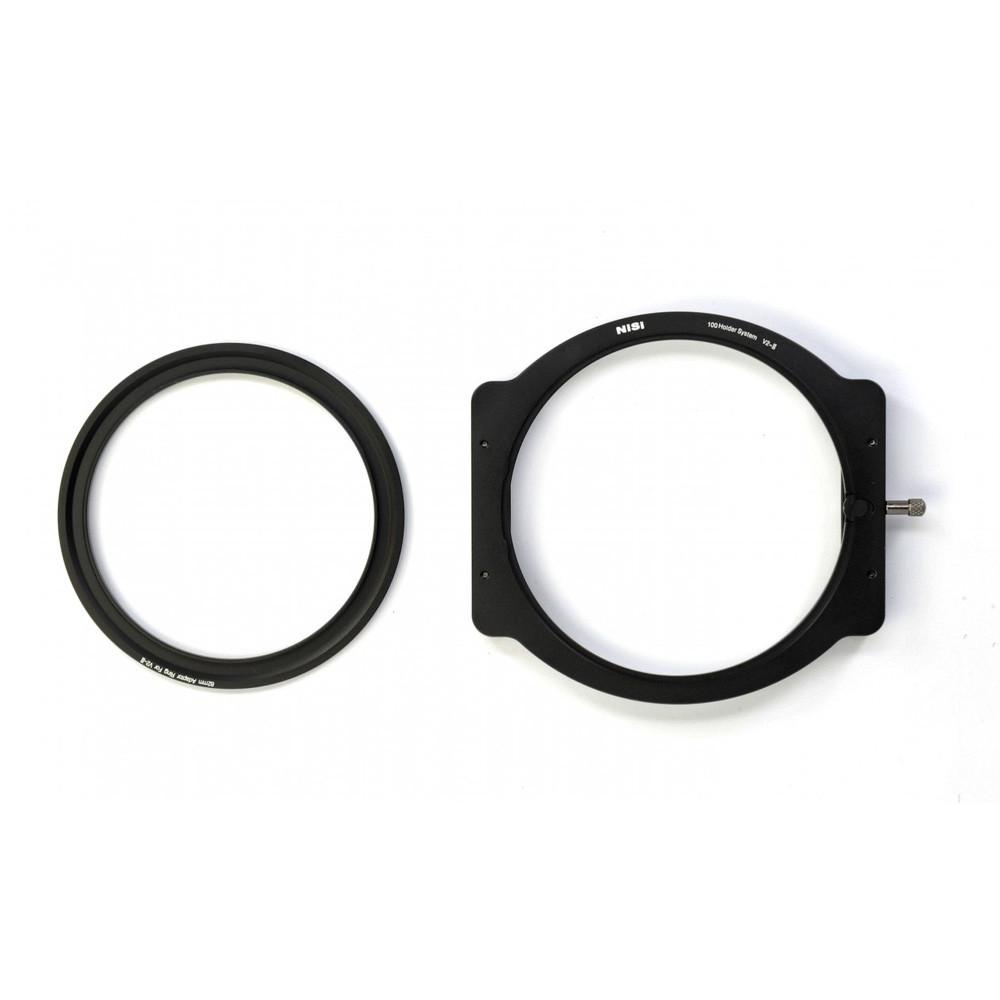 NiSi 100mm Aluminium Filter Holder Kit V2-II