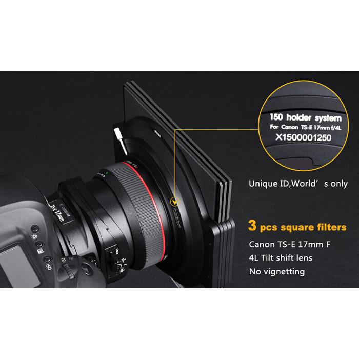 NiSi 150mm Filter Holder For Canon TS-E 17mm F/4L