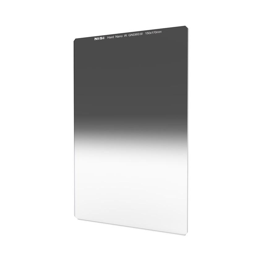 NiSi 150x170mm Nano IR Hard Graduated Neutral Density Filter – GND8 (0.9) – 3 Stop exclude