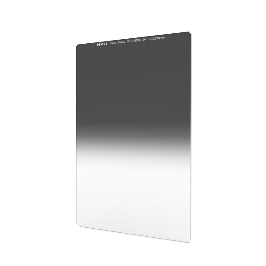 Nisi 180x210mm Nano IR Hard Graduated Neutral Density Filter ND8 (0.9) 3 Stop