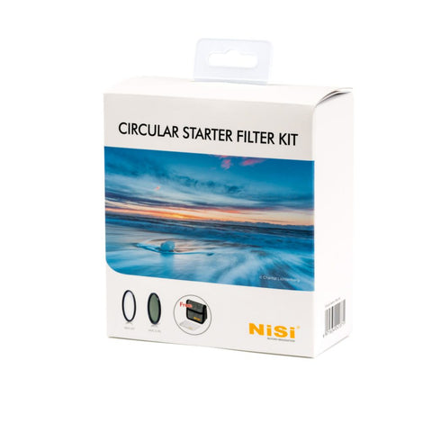 NiSi 77mm Circular Starter Filter Kit