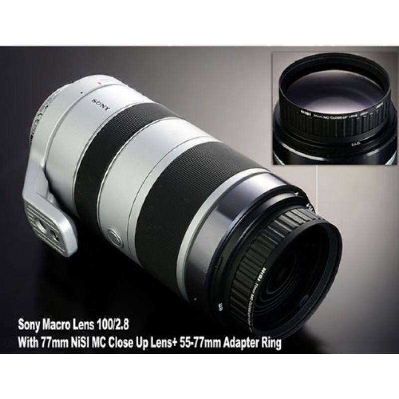 NiSi 77mm MC Close-Up High Quality ED Glass Lens Filter