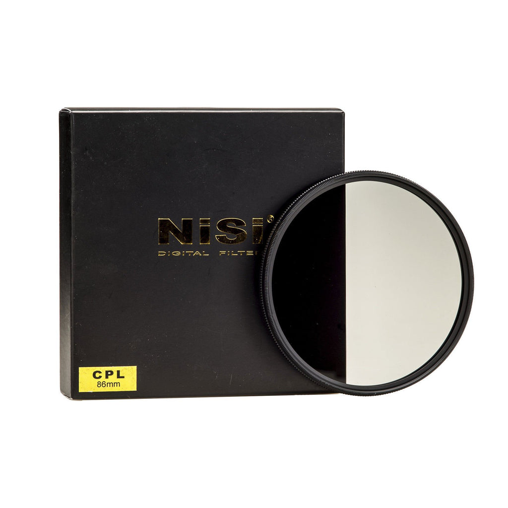 NiSi DUS Ultra-thin PRO C-PL Circular Polarising Lens Filter - 86mm exclude
