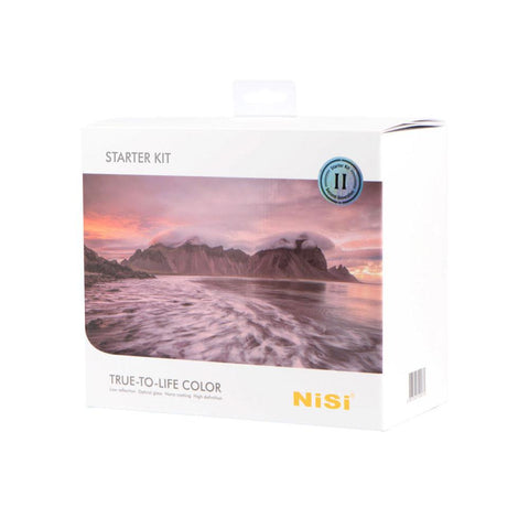 Nisi 150x170mm Nano IR Soft Graduated Neutral Density Filter – ND4 (0.6) – 2 Stop